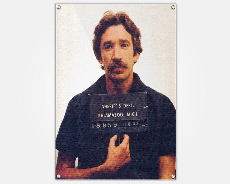 Tim Allen.  Convicted Cocaine dealer. (half a kilo)  Informant who sold out his friends.  Disney star.  Trump supporter.