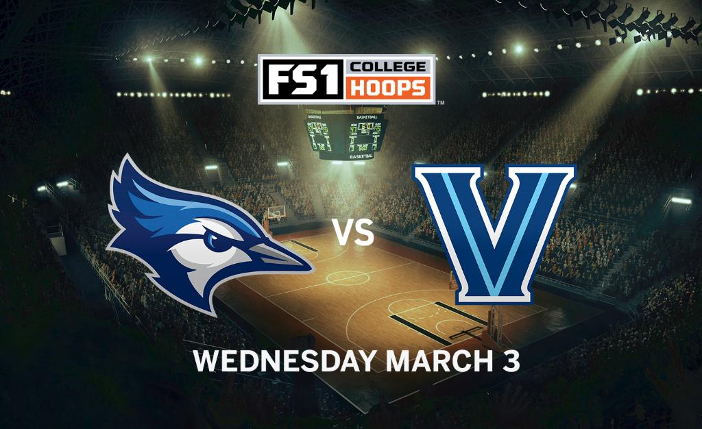It's game day! 🏀  Watch #14 Creighton vs. #10 Villanova in the #NCAAB FOX Sports Game of the Week, streaming live tonight to all Hulu subscribers.