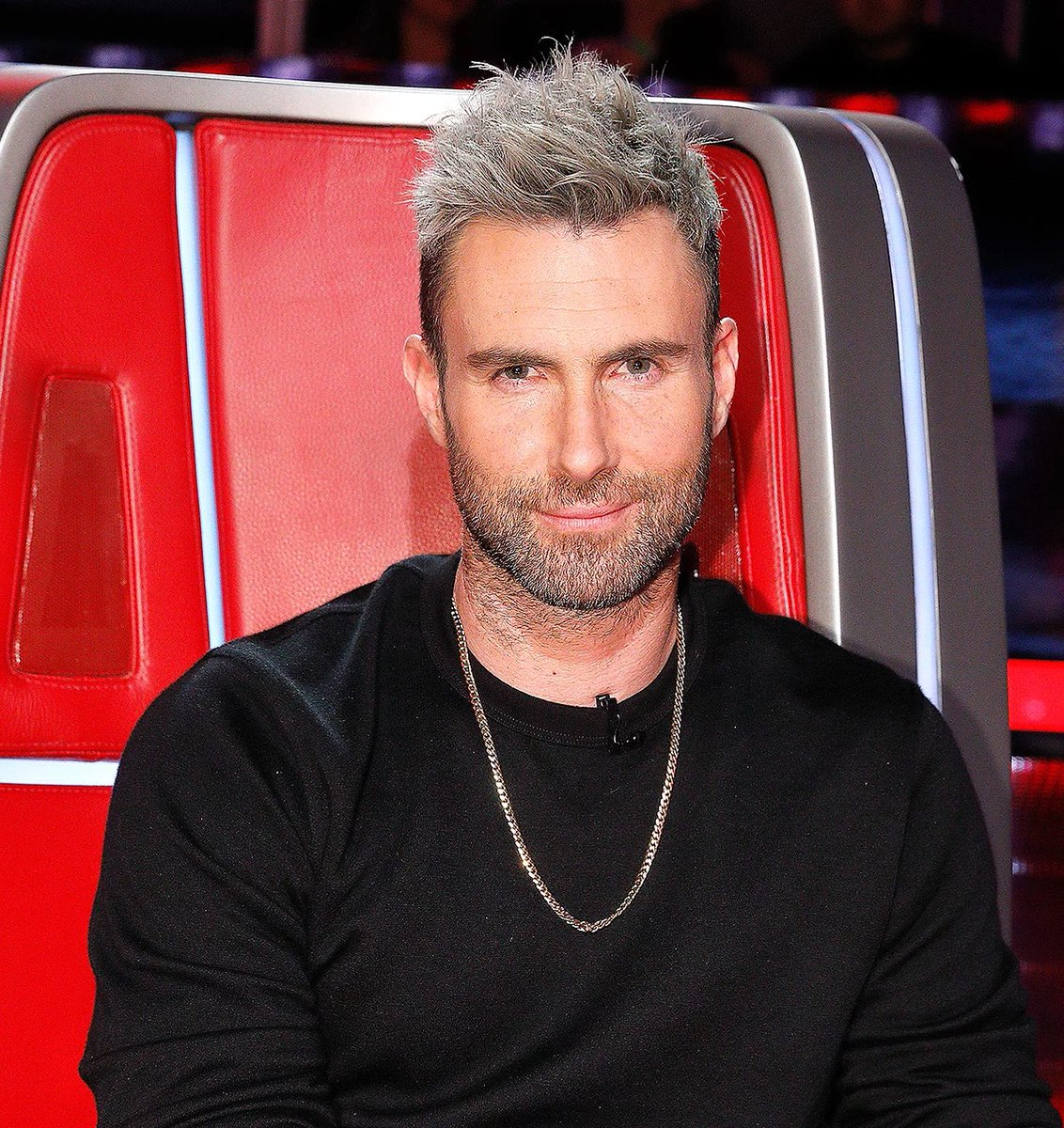 """Adam Levine tells Zane Lowe he's """"sad"""" that there's no bands anymore:  """"When the first Maroon 5 album came out there were still other bands. I feel like there aren't any bands anymore, you know? That's the thing that makes me kind of sad ... I feel like they're a dying breed."""""""