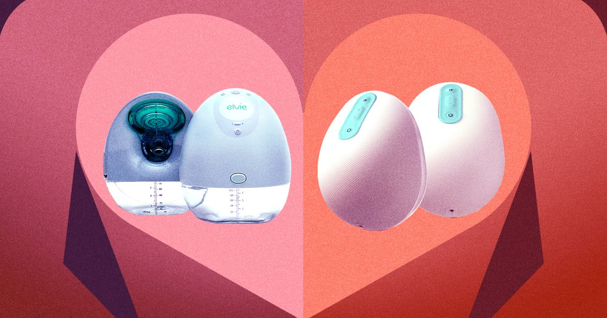 Willow vs. Elvie: Which is the best hands-free breast pump?