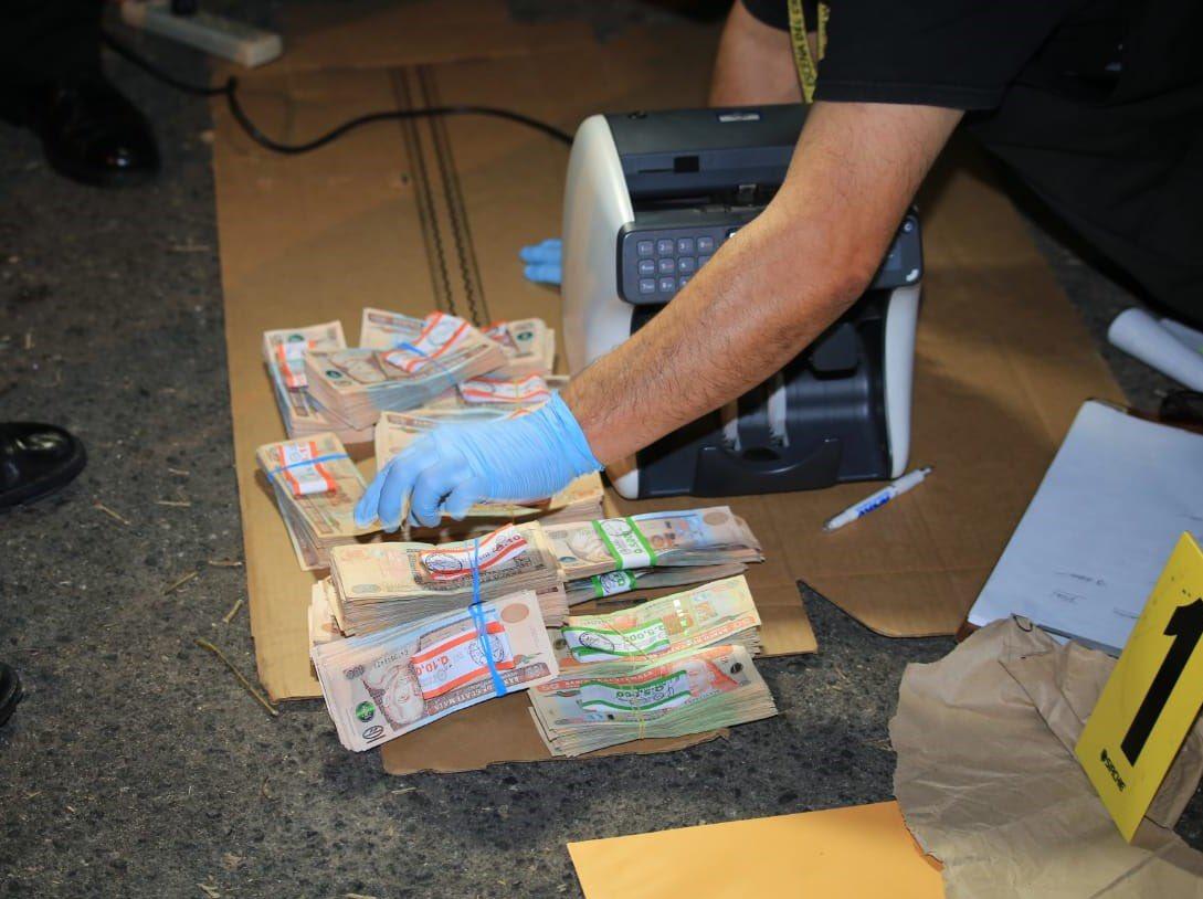 test Twitter Media - La PNC informa que en diligencia que desarrolla la comisaría 13, con el apoyo del MP, se localizó un vehículo con dinero en efectivo, preliminarmente se reporta Q140 mil. https://t.co/WRT6A3WGtS