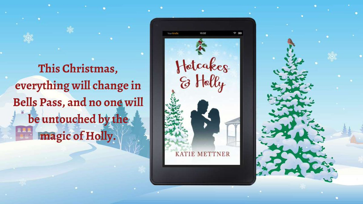 "Thank you @Jdoran711 for this beautiful #review! Read an in-depth review of Hotcakes & Holly on his #blog!  ""Humor, heart, & humanity are wrapped in a #Christmas package disguised as an unassuming novel."" #Christmas2020 #Romancereaders #Romancenovels"
