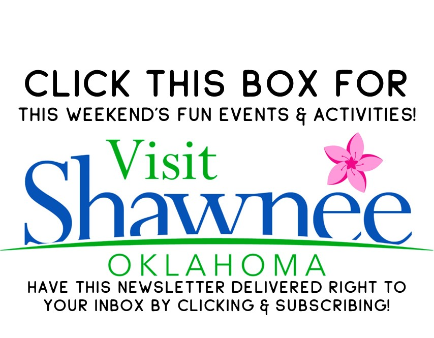 Concerto-Aria, Astronomy, Auto Swap Meet, Racing, Roping & Train Rides. Mild to Wild this weekend in Shawnee.  Click below for details and to join the newsletter delivered right to your inbox! https://t.co/igo7xgmeZ8 https://t.co/KxMciE4U4x