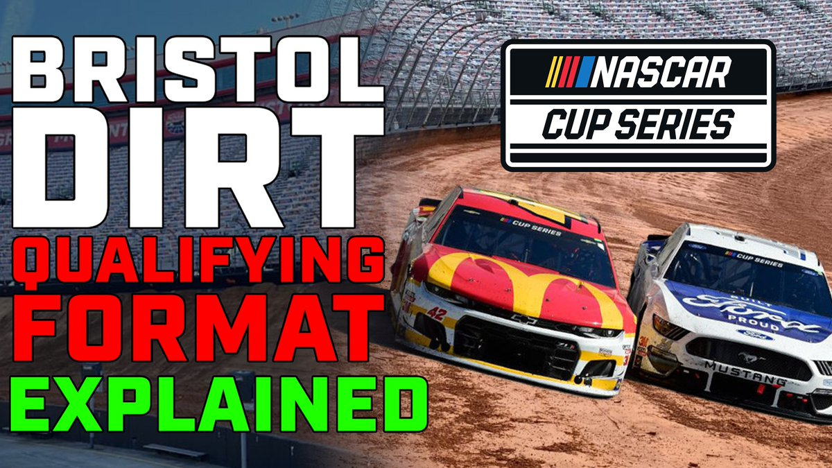NEW VIDEO  Confused about the Bristol Dirt Qualifying Format?  Well being used to dirt formats I did my best to explain it for you! Check it out!