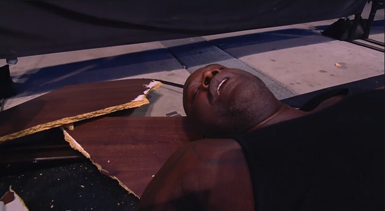Whew! That was some #AEWDynamite show. Now we rest: