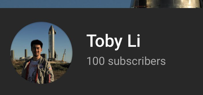 Wow! Thanks all for 100 subscribers on Youtube, much love🥰