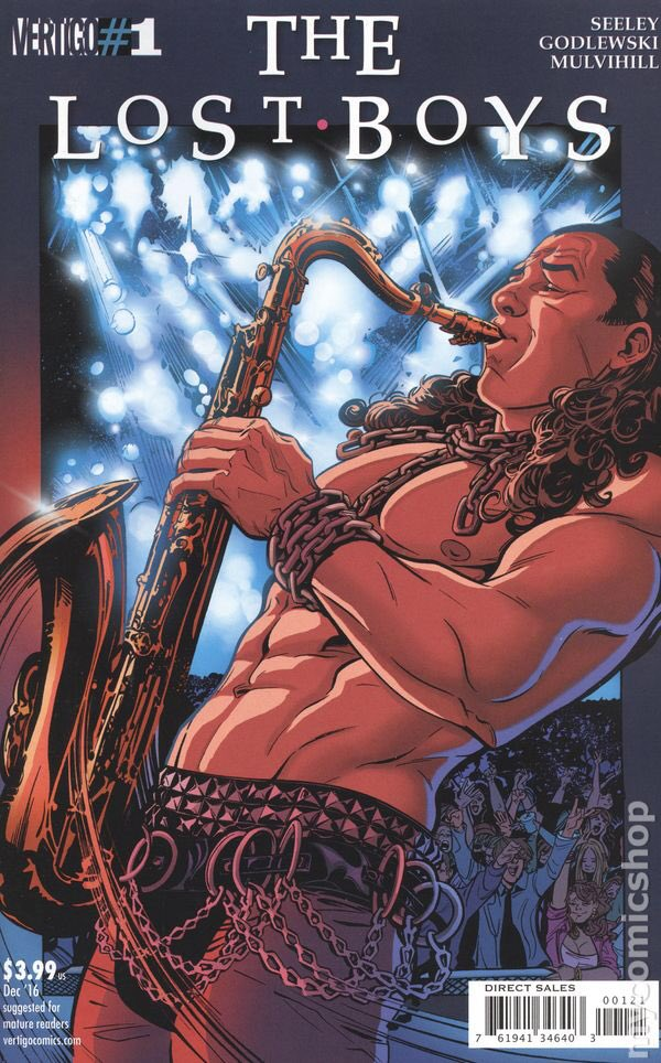 "@weirdnoirmaster @LCTaylor54 Also check out @HackinTimSeeley's #LostBoys comic for ""Sax Guy's"" secret vampire connection! Great stuff!"