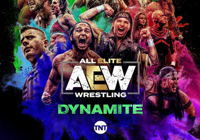 @bullyray5150 @BustedOpenRadio I watched #AEWDYNAMITE LIVE! Tonight, as I do on Wednesday nights @AEW @AEWonTNT I will watch #WWENXT on @USA_Network via DVR tomorrow.