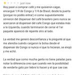 Image for the Tweet beginning: No compren café en Cafezenda