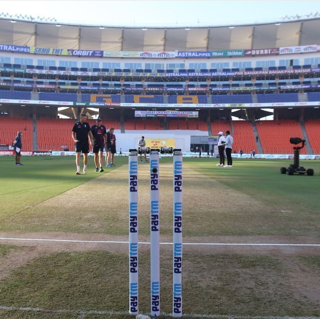 All set  How many sessions for this game to wind up #INDvsAUS