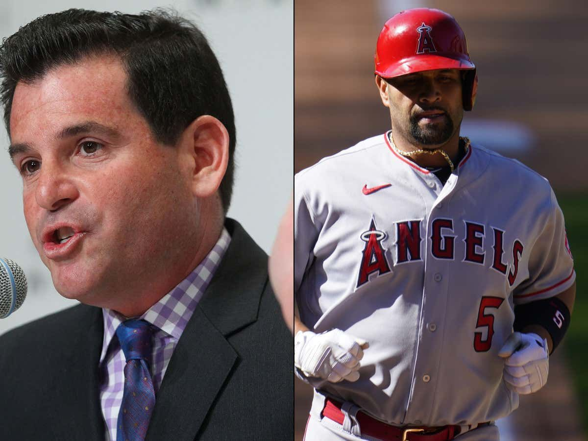 Former Marlins Executive David Samson Says Albert Pujols Is Lying About His Age and Everyone in Baseball Knows It