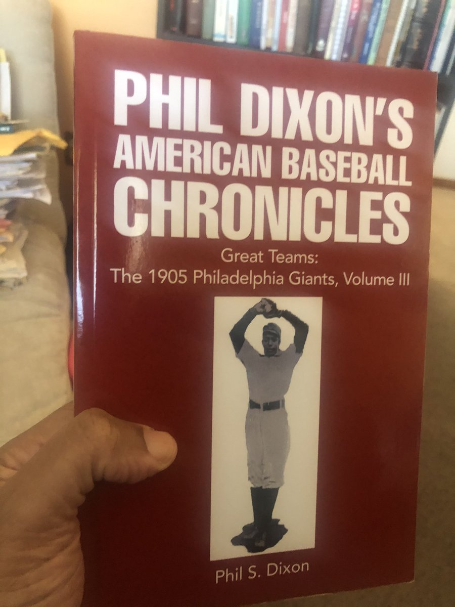 Volumes 1 and 3, are hot off the press and revised for the upcoming conversations that must be had before you can intelligently talk Negro League statistics. They will also look good on your shelf with other powerful Negro League Books! Order at