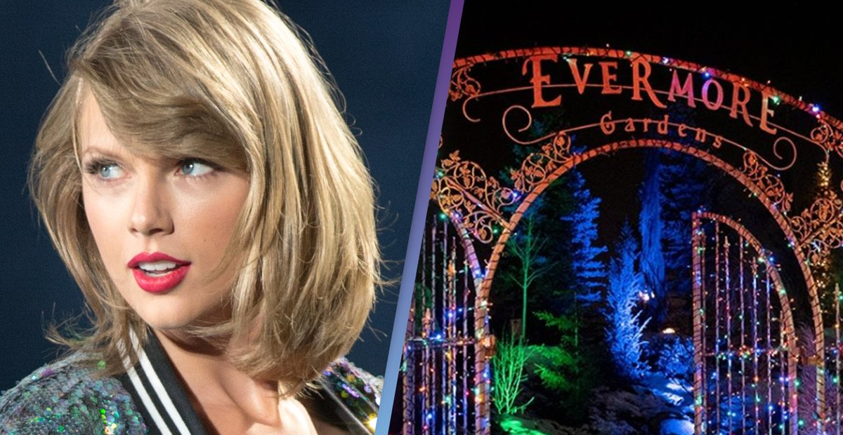 Taylor Swift SUED by a Theme Park Over 'Evermore' Record Name  #Evermore #EvermorePark #TaylorSwift