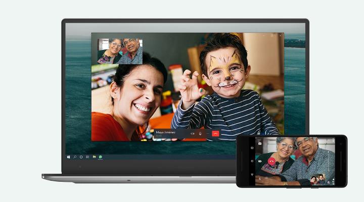 Your Exclusive Technology News:  WhatsApp adds voice and video calling to desktop app – TechCrunch  https://t.co/zQAFlUAc95  #tech #news https://t.co/FkL6NTmkik