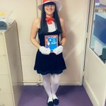 This morning, we also have a Cat in the Hat (it's really Mrs Mason)