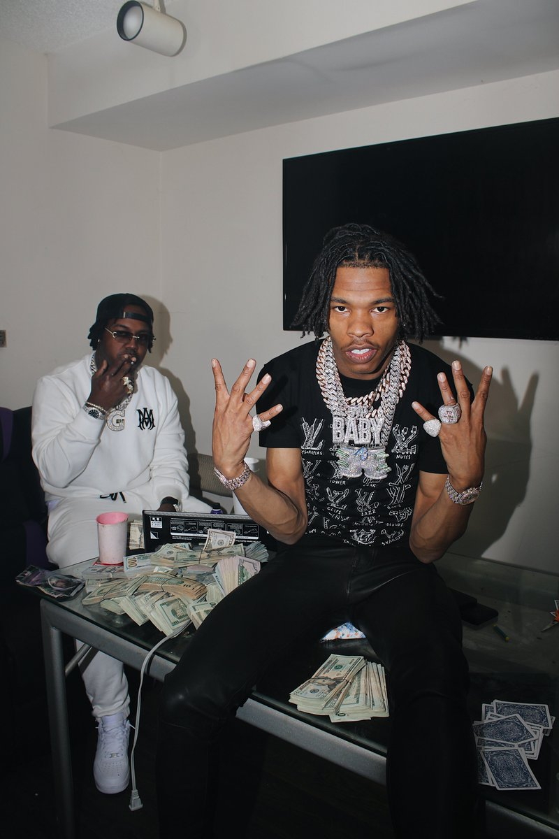 It's a 4PF x EST party! @lilbaby4PF and @ESTGEE1 just dropped their new collab Real As It Gets