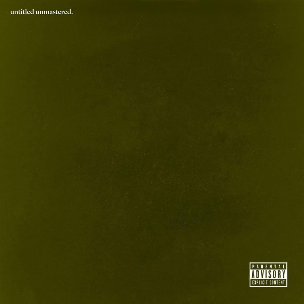 RT @RapFavorites: 5 years ago today, Kendrick Lamar released 'Untitled Unmastered.' https://t.co/8kpjVAQPEA