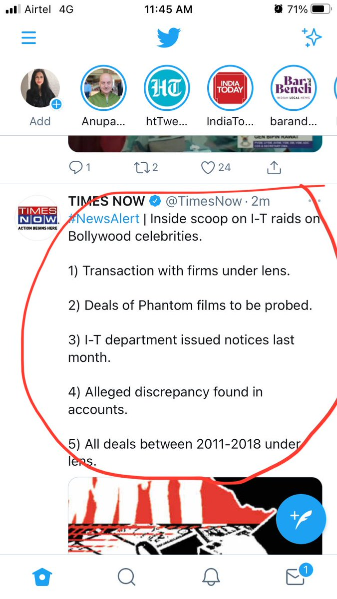 """@TimesNow This would make even the most raw cub reporters scratch their heads: how does any of this constitute an """"inside scoop""""?!"""