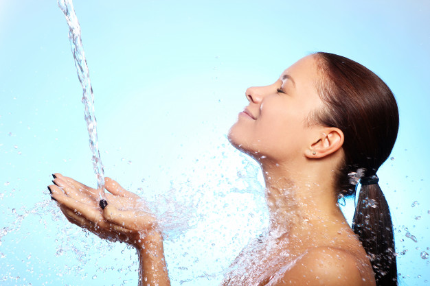Exposure to dirt and dust can cause crucial damage to your skin. To ensure that your skin remains fresh and odour-free, you must take bath twice a day.  #fashion #love #style #photography #photooftheday #beautiful #follow #picoftheday #model #beauty
