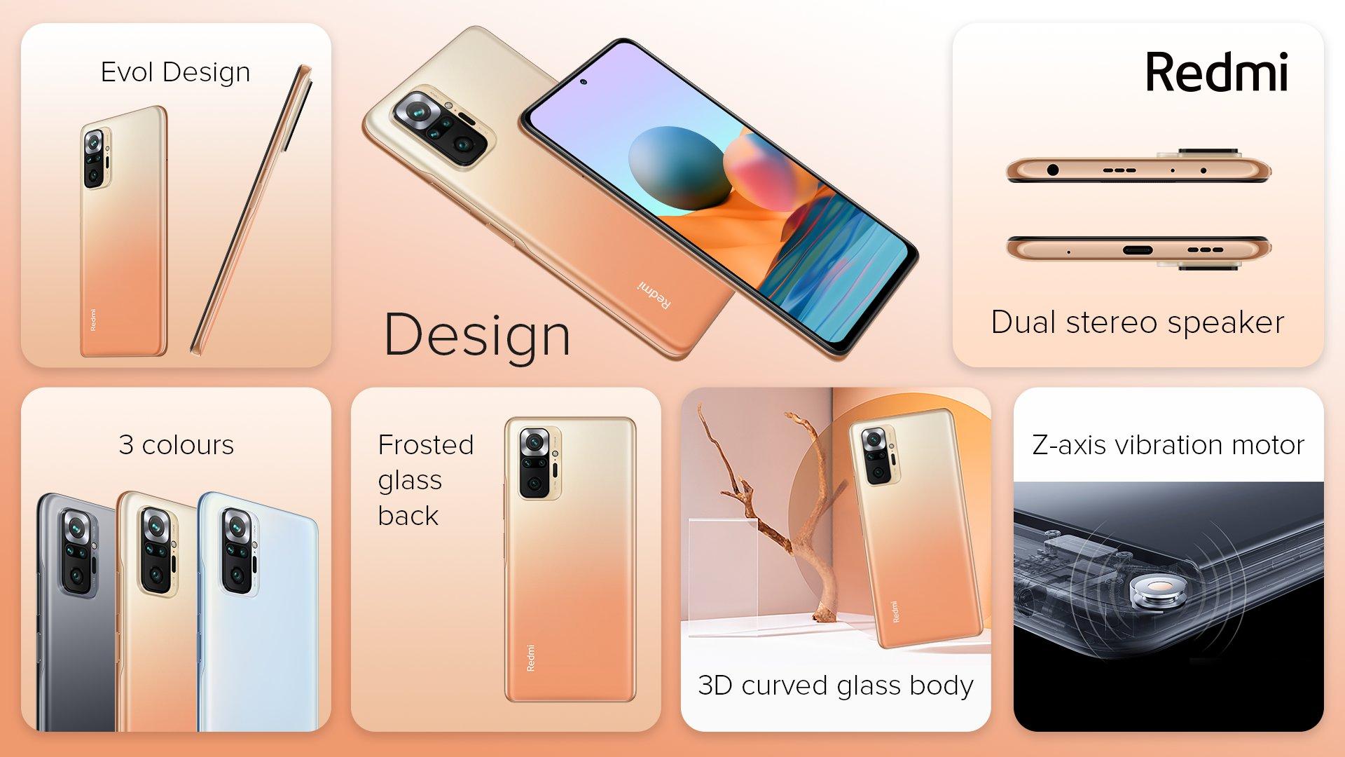 Redmi Note 10 Pro Max, Note 10 Pro y Note 10 son los nuevos gama media de Redmi que van a