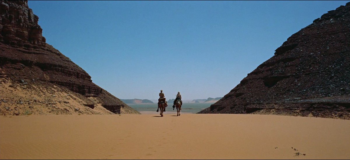 #Film89ShotOfTheDay No.1212 Lawrence of Arabia (1962) Director: David Lean Cinematographer: Freddie Young https://t.co/apXPb7QOot