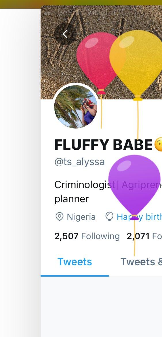 I got balloons 😁😁😁😁#Life #HappyBirthday