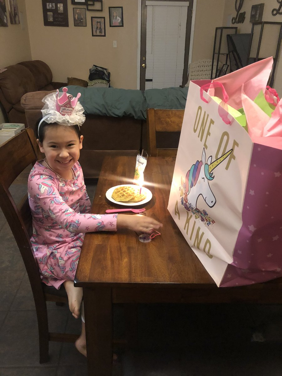 Happy Birthday to the reason I fight for everything,for a better tomorrow for her! Yes we sleep super early to party even earlier! #HappyBirthday