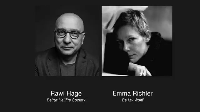 NEW 📚 It's #WorldBookDay & we're proud to present #HOME, a literary project featuring never-before-seen footage of acclaimed 🇨🇦 authors, #RawiHage & #EmmaRichler, reading from their works, #BeirutHellfireSociety & #BeMyWolff. #CanadaGoesDigital Tune in 👉 https://t.co/jANbxQ1zbz https://t.co/cXen2iMAv7