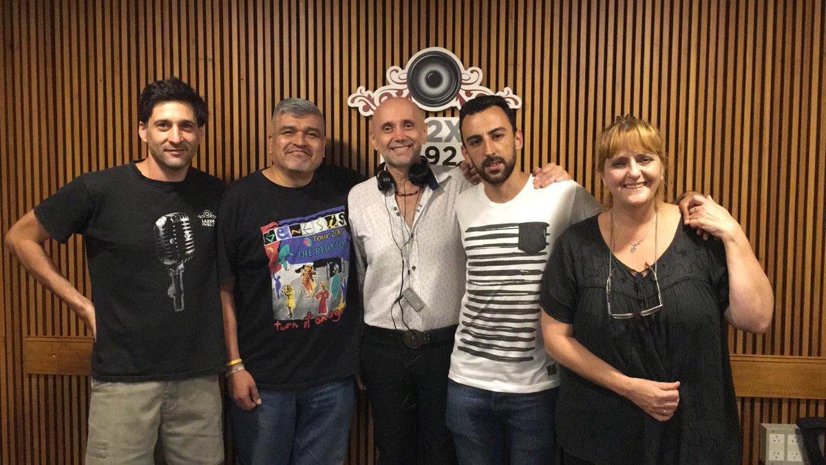 Comienza una #NuevaTemporada de #PorLaVuelta con @luisformento y gran equipo! De 18 a 20h   #NovenaTemporada #Radio