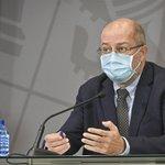 Image for the Tweet beginning: El vicepresidente de la Junta