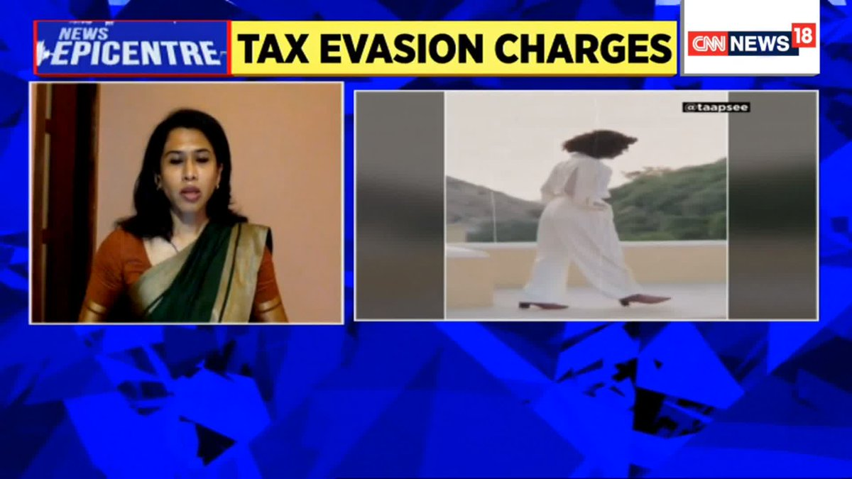 Shama Mohammed (@drshamamohd), Spokesperson Congress shares her views over I-T raids related to Phantom Films.  Watch #NewsEpicentre with @maryashakil.