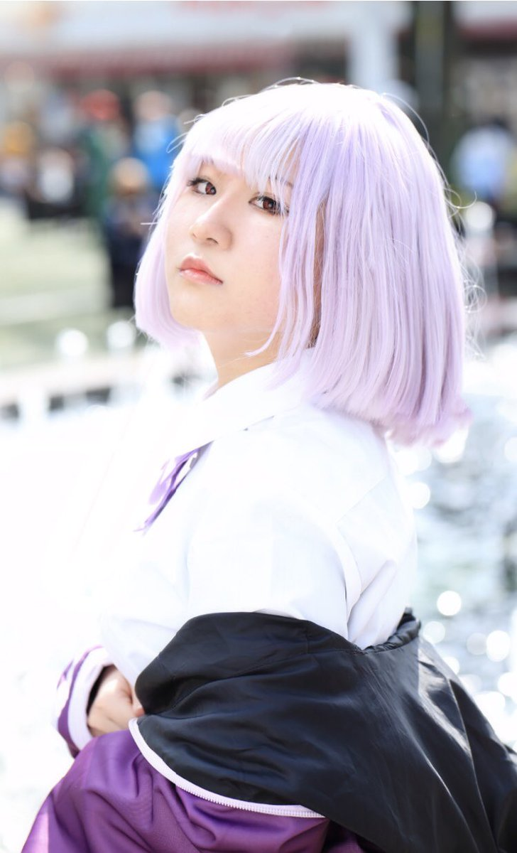 [Cosplay] ⚠️加工有  SSSS.GRIDMAN / 新条アカネ  #コスフェスSP名古屋 #SSSS_GRIDMAN   photo:みっくんさん(@H18tzC )