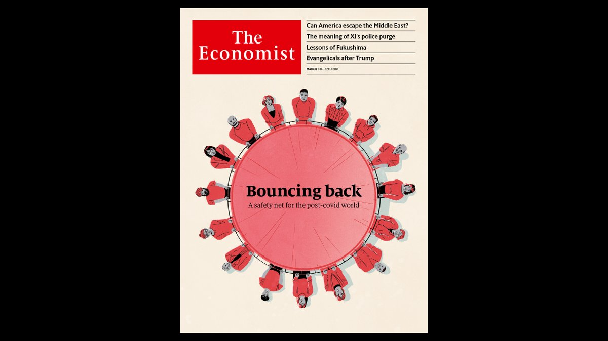 Governments have a chance to create a new social safety net for the post-covid world—they must seize it. Our cover this week
