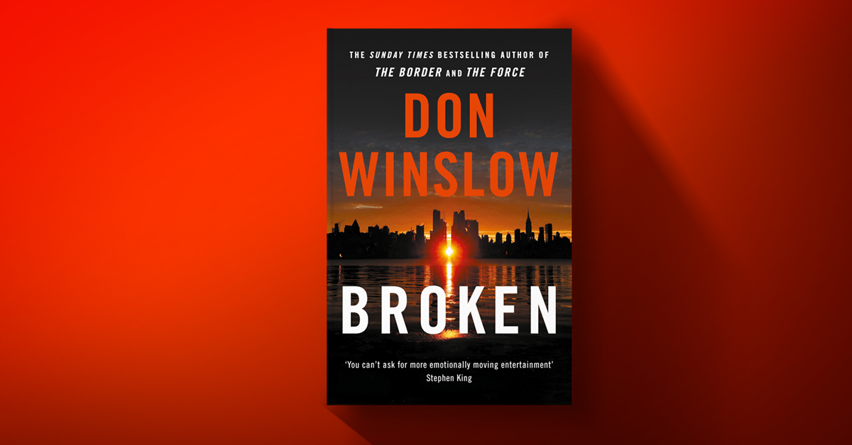 It's paperback publication day for bestselling author @donwinslow's fantastic new collection #Broken!  https://t.co/HSS9Rkzixt https://t.co/KPg4tJJOoB