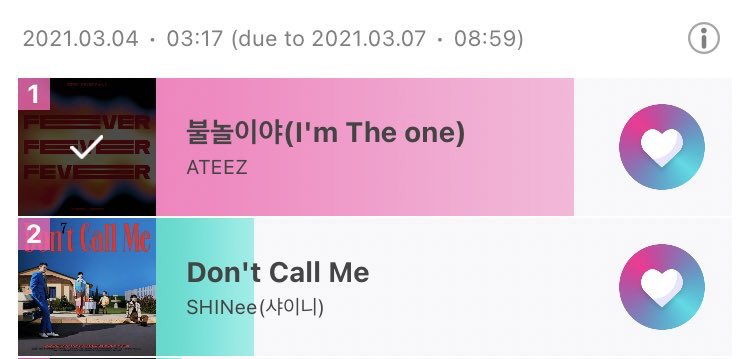 we need to win all the votings to make up for our low digitals. make sure to cast your daily votes on idolchamp!