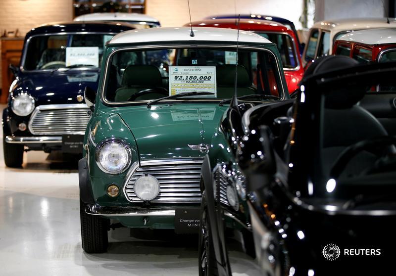 UK used car IPO may be more Mini than Maserati https://t.co/dXx5FSLVRi @aimeedonnellan https://t.co/ap28yHLbzx