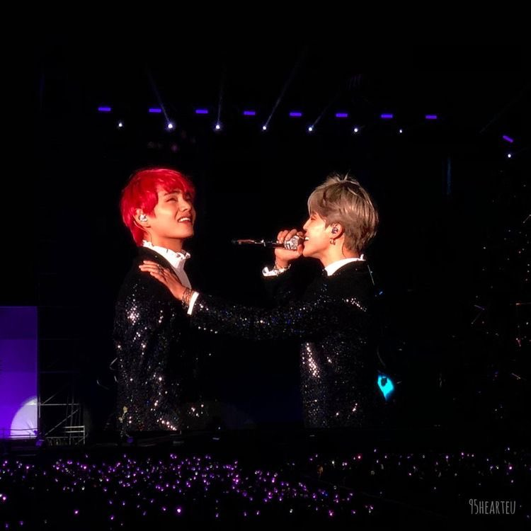Many many Congratulations Taehyung and Jimin on your graduation.  You are our inspiration and our brightest star. We purple you 💜  #CongratulationsTaehyung #ProudOfYouTaehyung  #ProudOfYouJimin  #CongratulationsJimin