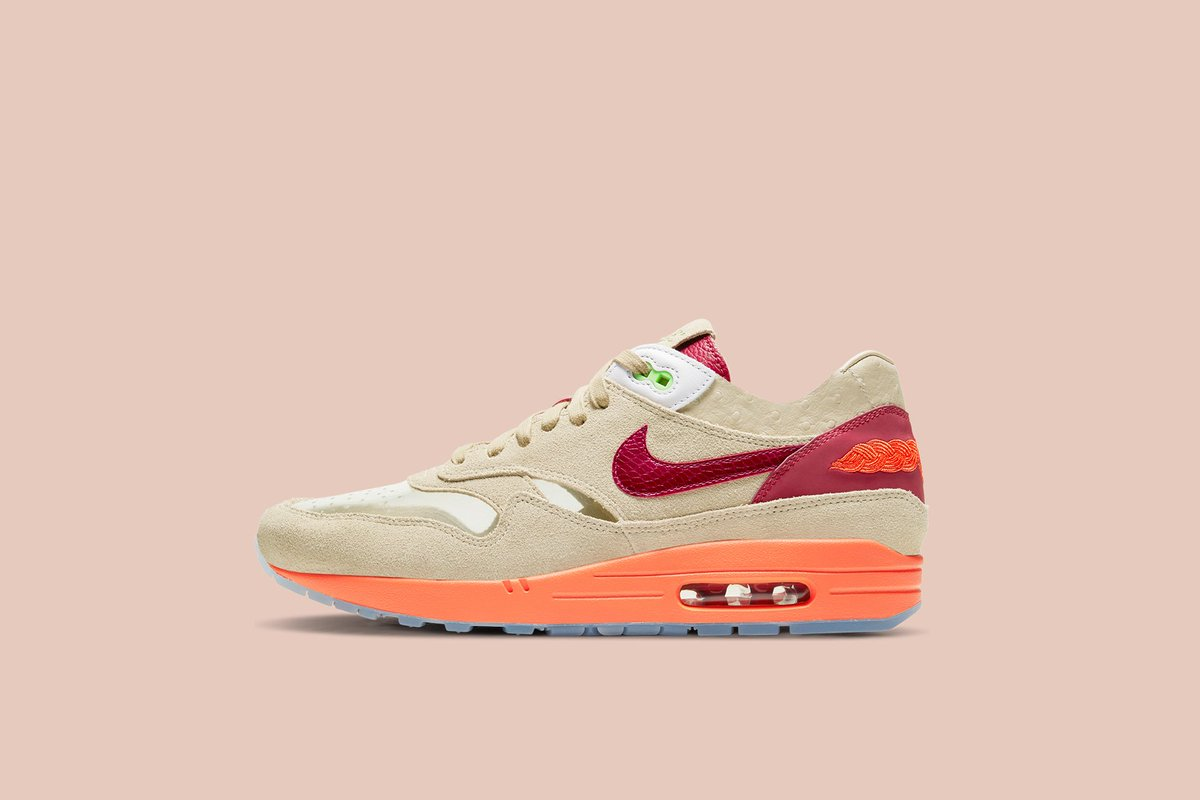 Footshop online raffle live for the Clot x Nike Air Max 1