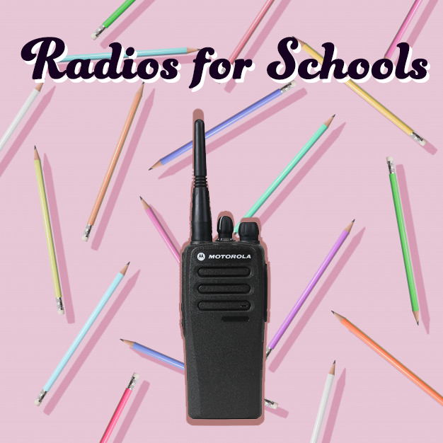 #Schools are reopening next week, so make sure you have the two-way radio communications in place that you need! > https://t.co/vro5gOPioY
