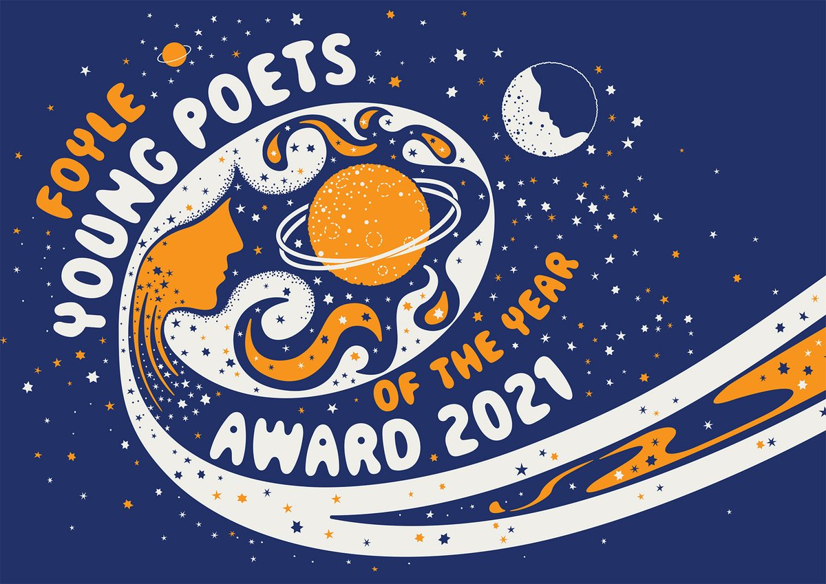 The Foyle Young Poets of the Year Award 2021 is now open! If you're aged 11-17 anywhere in the world, send us your poems. Intergalactic submissions considered too. This year's judges @poetclare and @YomiSode can't wait to read your work!  Enter by 31 July: