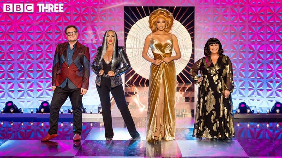 Happy #DragRaceUk day huns! I'm super excited about the judging panel tonight🙌🏼 I'm also super excited about these looks that @michellevisage is giving us EVERY SINGLE WEEK
