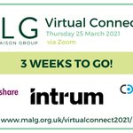 Image for the Tweet beginning: With 3 wks to go