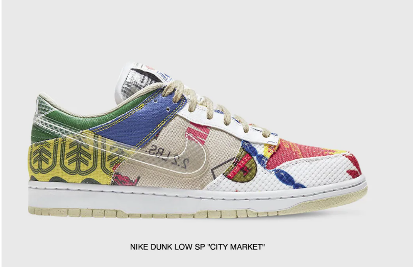 Ad: 15 minutes left to join the LVR Sneakers Club raffle for the Nike Dunk Low