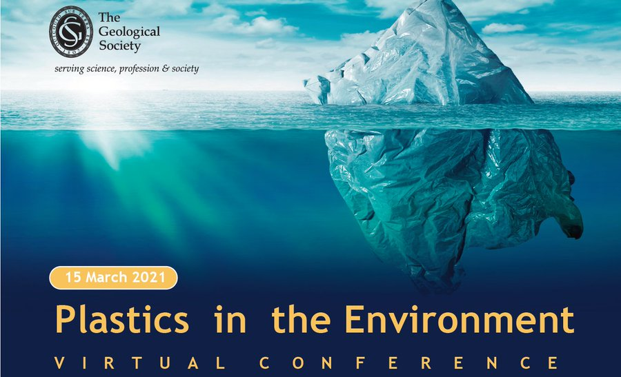 📢 The programme for our Plastics in the Environment conference on 15 March is now confirmed. Find out whats on and register: ow.ly/FV0I50DOMXP #GSLPlastics21