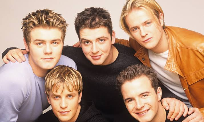 Teaser: Which of these boy bands made your day back then: @westlifemusic vs @backstreetboys  Join @Ovieewili & @Jeuspikin on throwback edition #thegrill now. #Music by @Djkaarma  #thursdayvibes #throwbackthursday #ThursdayThoughts