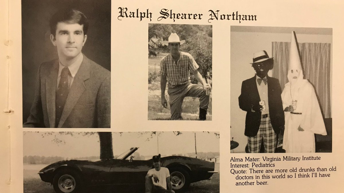 @GovernorVA is that you in the kkk outfit? #cancelcancelculture #racistNortham #RalphShearerNortham #HR1 #thursdayvibes #March4Justice #housedemocrats #memories #Trump2024 #racistdemocrats #AmericaFirst #MAGA #CovidReliefBill #JoeBiden Democrats the party of racists!