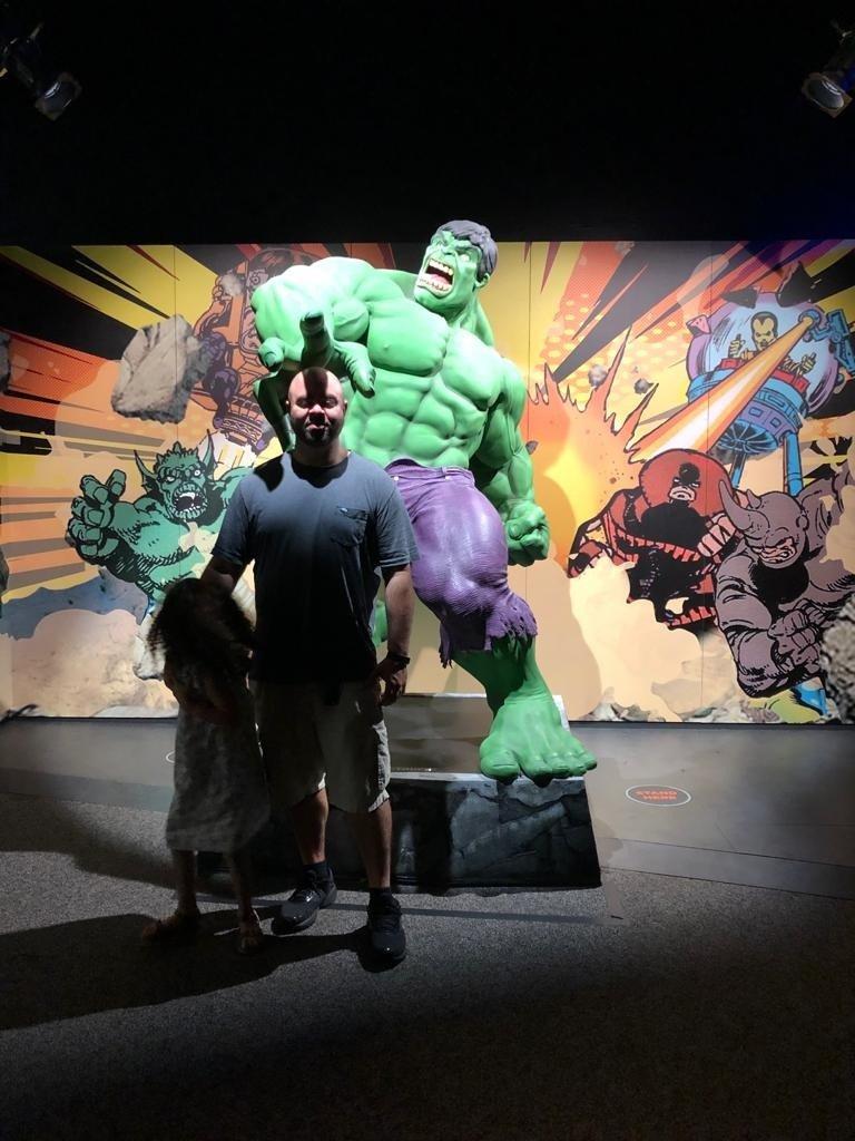 #Agilecloudscomic Throwback Thursday... Hulk wants The Fearless Leaders Head... Stay Tuned for more... #ThursdayMotivation #thursdayvibes #ThursdayThoughts