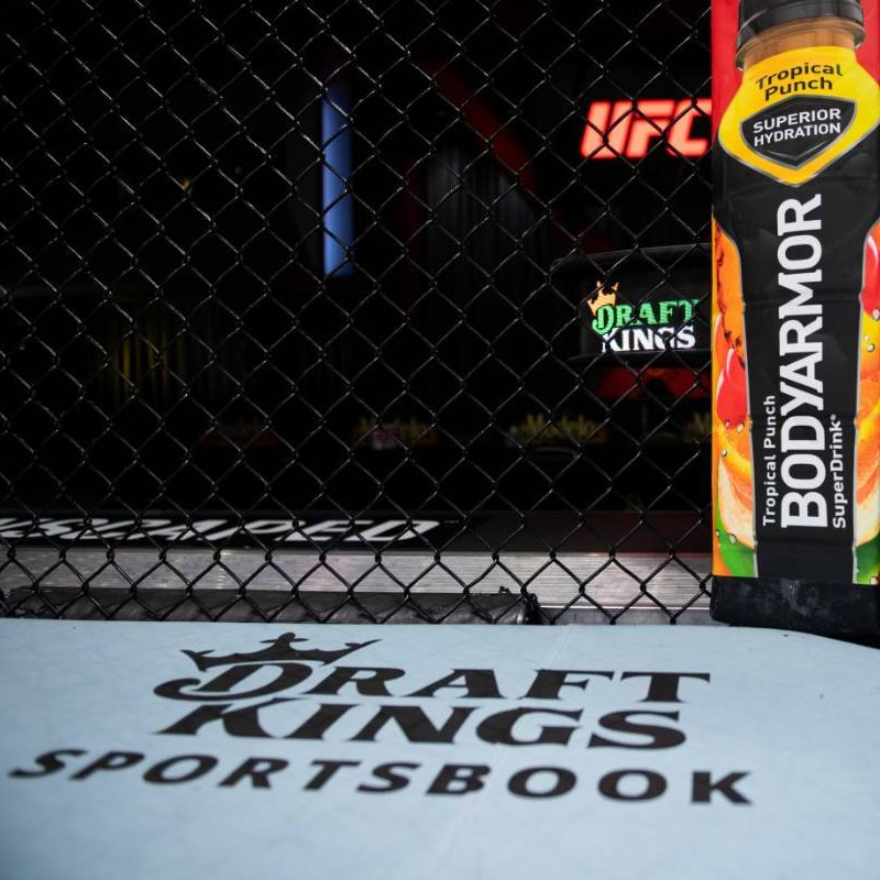 """NEWS: DraftKings to become UFC's first-ever """"Official Sportsbook and Daily Fantasy Partner"""" in the United States and Canada.   """"It's the biggest deal we've done on so many levels in the history of the UFC."""" - Lawrence Epstein, UFC COO"""