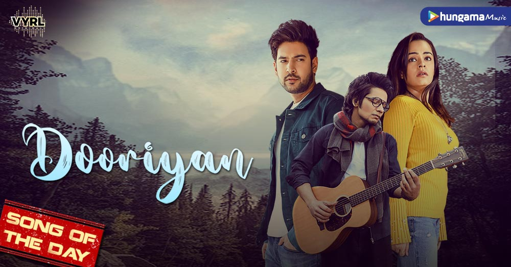 #Dooriyan, a soul-touching dedication to your special Humsafar, by star talent #RaghavChaitanya featuring these cute love birds @shivin7 & @apoo_arora with words written by @kunaalvermaa77   👉 https://t.co/GnRr6FfQ3s  @VYRLOriginals  @AnuraagPsychaea @krnx https://t.co/3xyjTonv0p