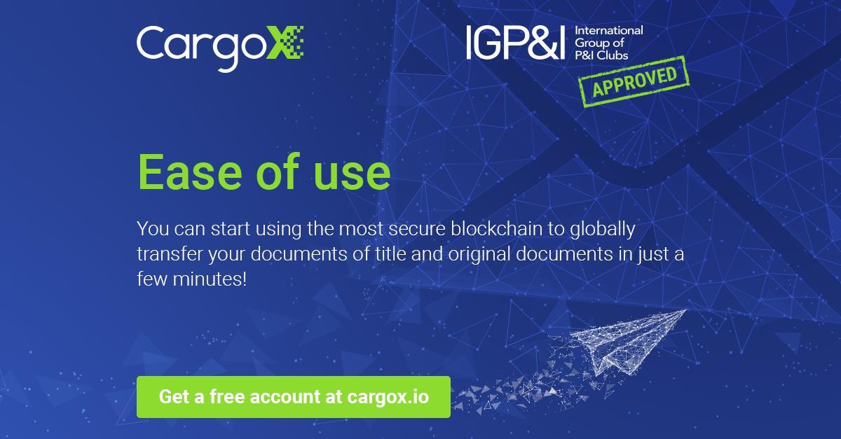 Tweet by @CargoXio
